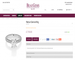 Yet Another Reason for Jewellery Retailers to Go Online